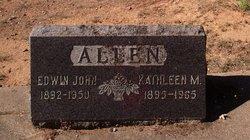 Kathleen Margaret <I>Browning</I> Allen