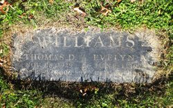 """Thomas D. """"Tommy"""" Williams"""