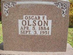Oscar Francis Olson