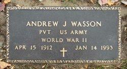Andrew James Wasson