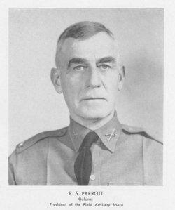 Col Roger Sheffield Parrott