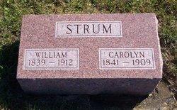 Carolyn Adelia <I>Pixley</I> Strum