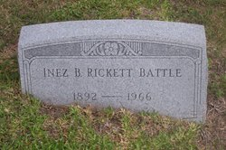 Inez <I>Bertrand</I> Battle