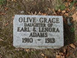 Olive Grace Adams