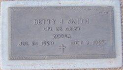 Betty J Smith