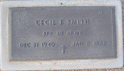 Cecil E Smith