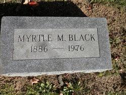 Myrtle <I>McCain</I> Black