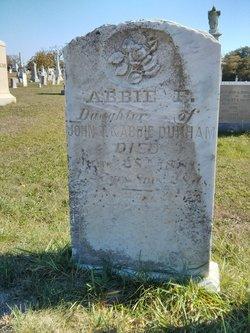 Abbie F. Dunham