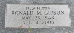 Ronald M. Gipson