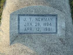 Joseph Terry Newman, Sr