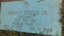 Arch T Gregg Jr.