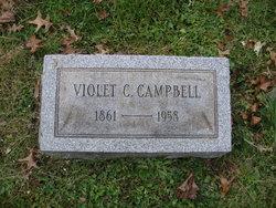 Violet C. <I>Mack</I> Campbell