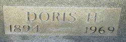 Doris H <I>Newman</I> Barnes
