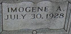 Imogene <I>Akers</I> Barnes
