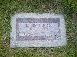 David Bickmore Kidd