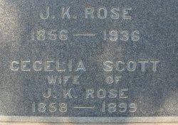 John K Rose