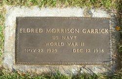 "Eldred Morrison ""Slim or Red"" Garrick"