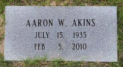Aaron W. Akins