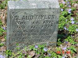Claud Taylor