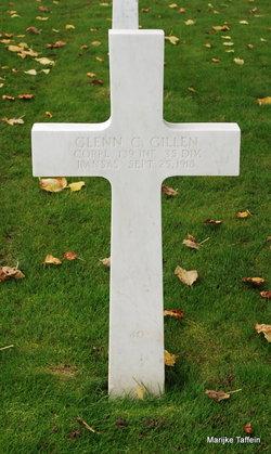 CORP Glenn Clifford Gillen