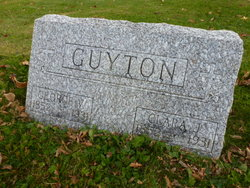 Clara Jane <I>Shuster</I> Guyton