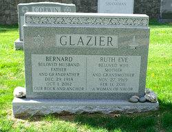 Ruth Eve <I>Saex</I> Glazier