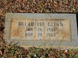 Bulah Lee <I>Wynn</I> Glenn