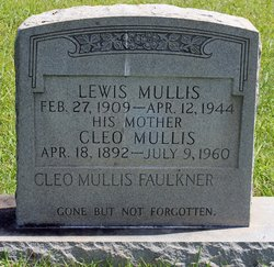 Lewis Mullis