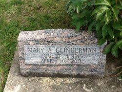 Mary Alice <I>Brass</I> Clingerman