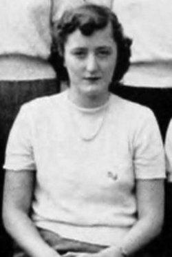 """Rebecca Pearson """"Betsy"""" <I>Hartshorn</I> Rice"""
