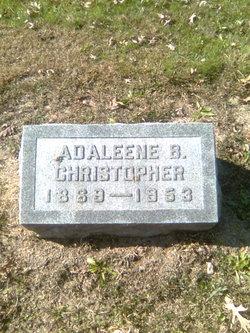Adaleene B. <I>Bush</I> Christopher