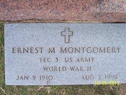 Marshall Ernest Montgomery