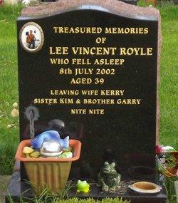 Lee Vincent Royle