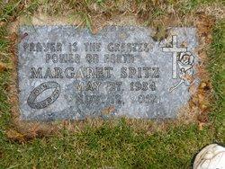Margaret Ann <I>Bashaw</I> Spitz