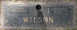 Margaret Ella <I>Ostrander</I> Wilson