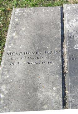 Jacob Henry Jones