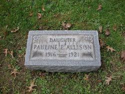 Pauline E. Allison