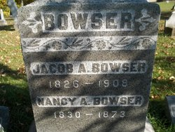 Nancy A. <I>Bordner</I> Bowser