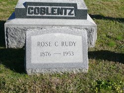 Rose Mary <I>Coblentz</I> Rudy
