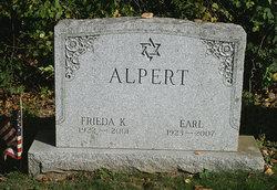 Frieda <I>Kallin</I> Alpert