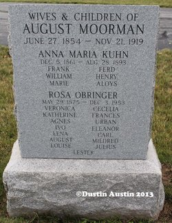 August Moorman