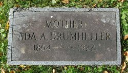 Ada Ann <I>McGinnis</I> Drumheller