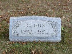 Emma L Dodge