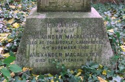 Elisabeth Macalister