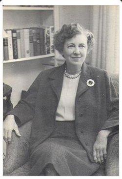 """Margaret Sandford """"Ban"""" Banister"""