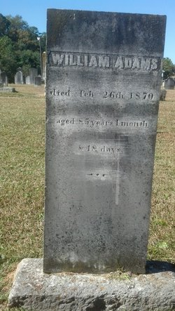 William Adams, Jr