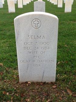Selma Dahlen