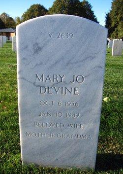 Mary Josephine <I>Moriarty</I> Devine