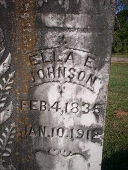 Ella F. Johnson