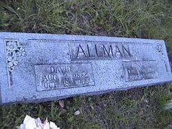 "David Jackson ""Dave"" Allman"